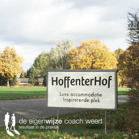 Trainingslocatie NLP Opleidingen Eigenwijze Coach Weert-Hoffenterhof Haler