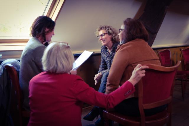 NLP teamcoaching in de zorg, opleiding persoonlijk leiderschap voor zorgorganisaties Eigenwijze Coach Weert